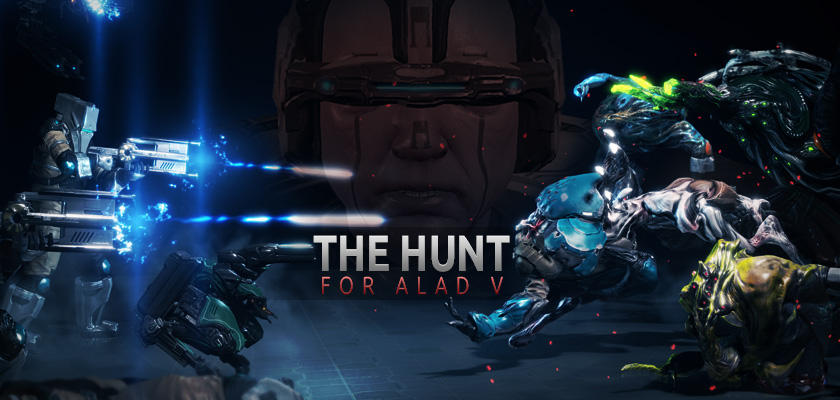 The Hunt for Alad V