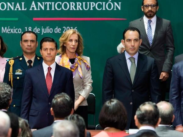 México puede derrotar la corrupción y reducir la impunidad: @rgilzuarth @PresiSenadoMX