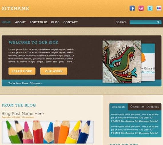 Warm Website