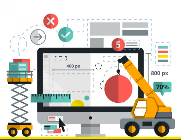 website-stand