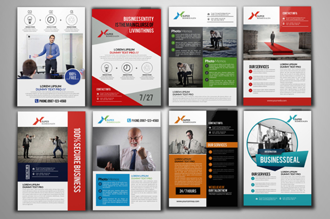 Attractive Business Flyers