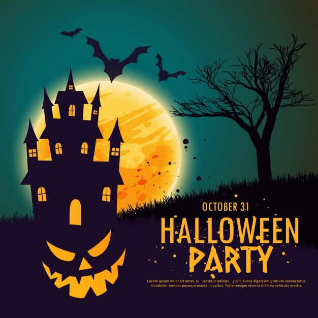 Halloween Poster Background Free.20 Free Halloween Posters To Jumpstart Your Spooky Party