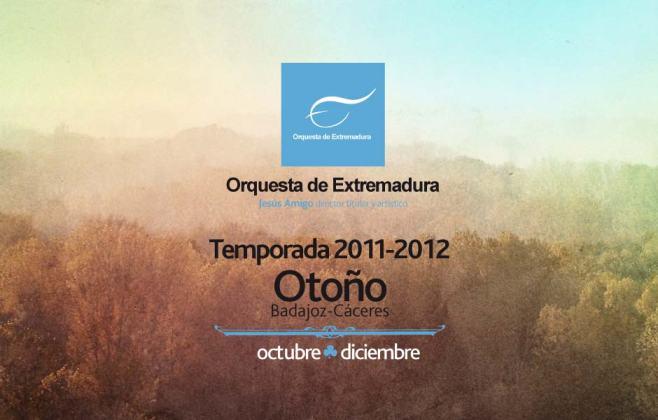 La Orquesta de Extremadura presenta su temporada 2011-2012