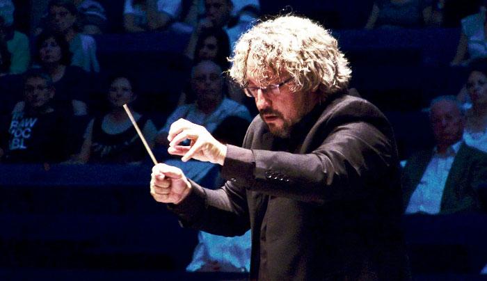 Nuevo concierto de temporada de la Orquesta de Extremadura con Miguel Romea