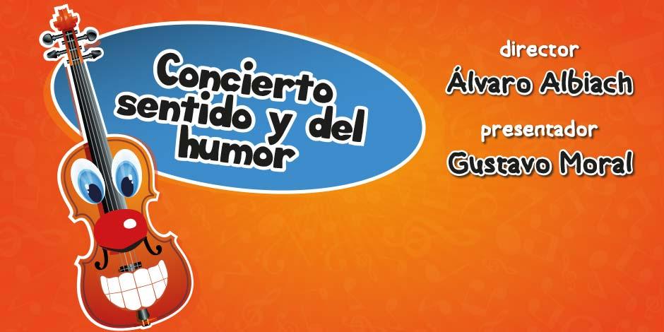 «Concierto sentido y del humor» es el nuevo espectáculo de la Orquesta de Extremadura para disfrutar en familia