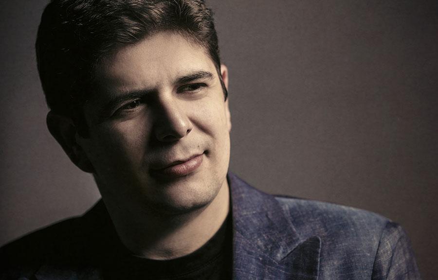 El pianista Javier Perianes en el próximo programa de la Orquesta de Extremadura