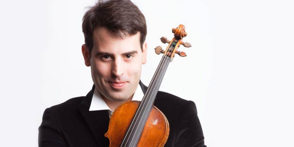 Amaury Coeytaux, próximo artista invitado de la Orquesta de Extremadura