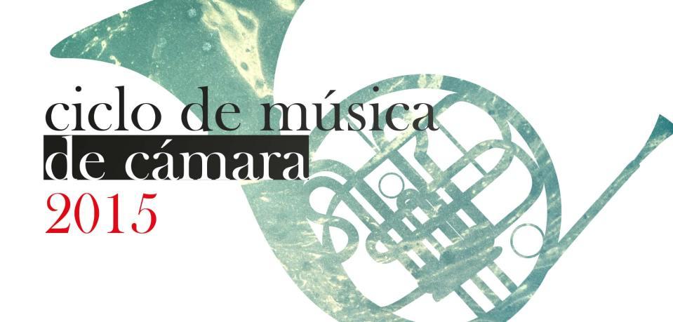 Último concierto del Ciclo de Cámara 2015 de la Orquesta de Extremadura
