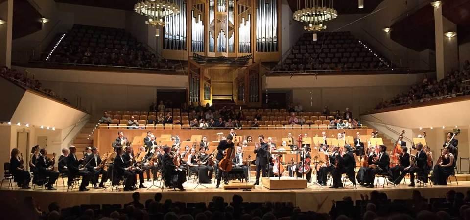 Un gran concierto romántico