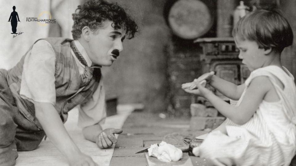 """""""El Chico"""" de Charles Chaplin con su BSO en directo"""