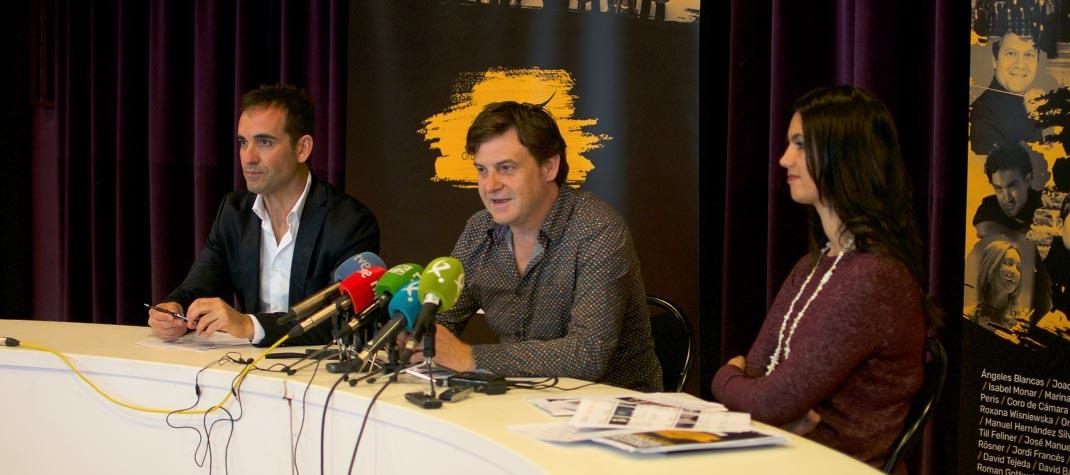 Presentada la Temporada 2017-2018 por Álvaro Albiach