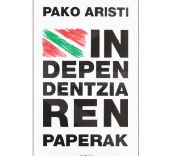 Independentziaren paperak