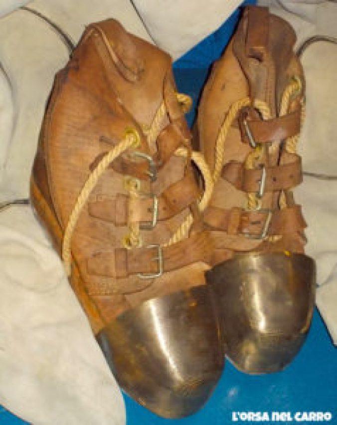 Anteo scafandro scarpe