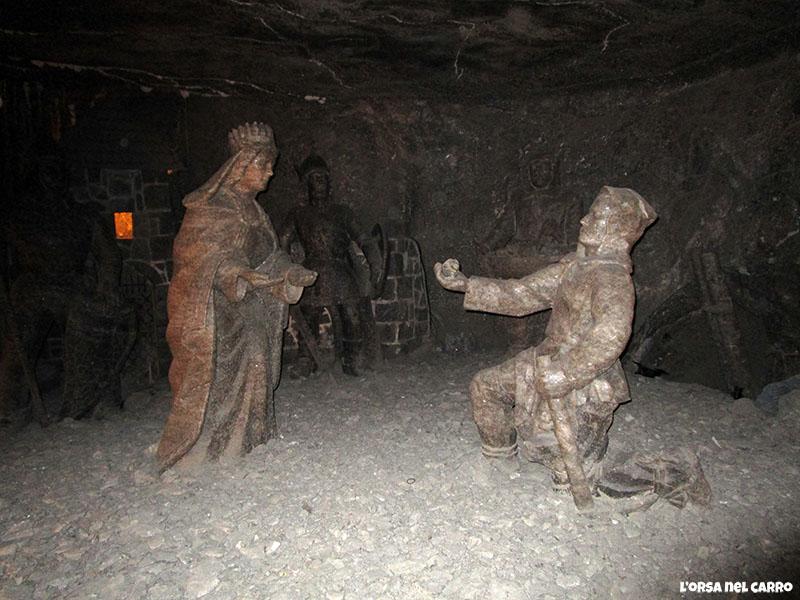 Miniere di Sale Wieliczka