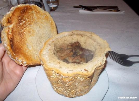 cracovia zuppa funghi