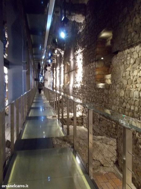 Cracovia museo sotterraneo