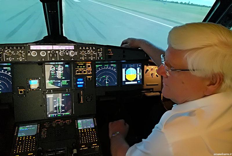 Come si pilota un Airbus