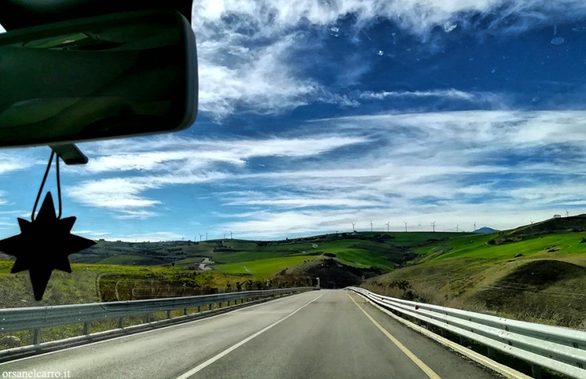 Basilicata on the road