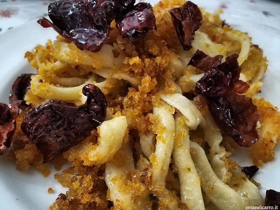 mollicata con peperone crusco