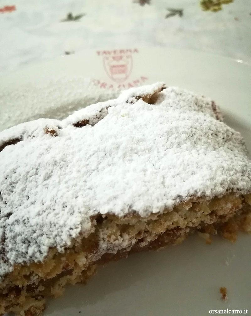 taverna oraziana dessert