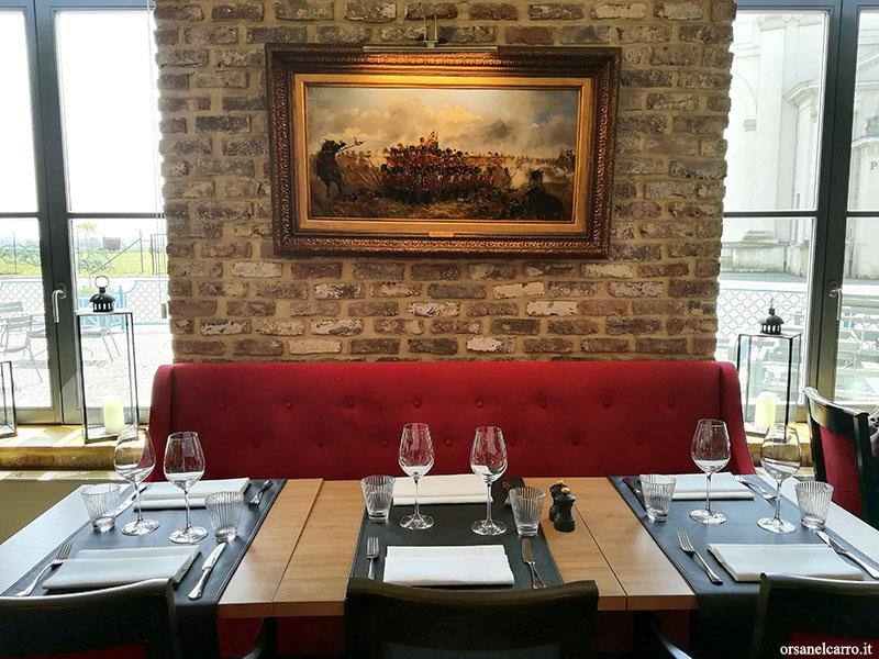 Dove mangiare a Waterloo LE BIVOUAC DE L'EMPEREUR