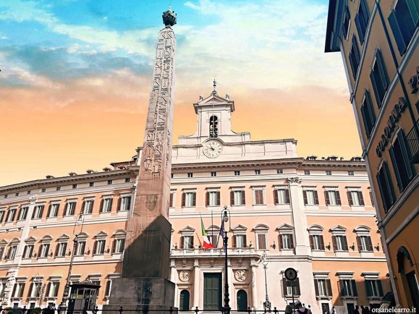 Roma tour istituzionale