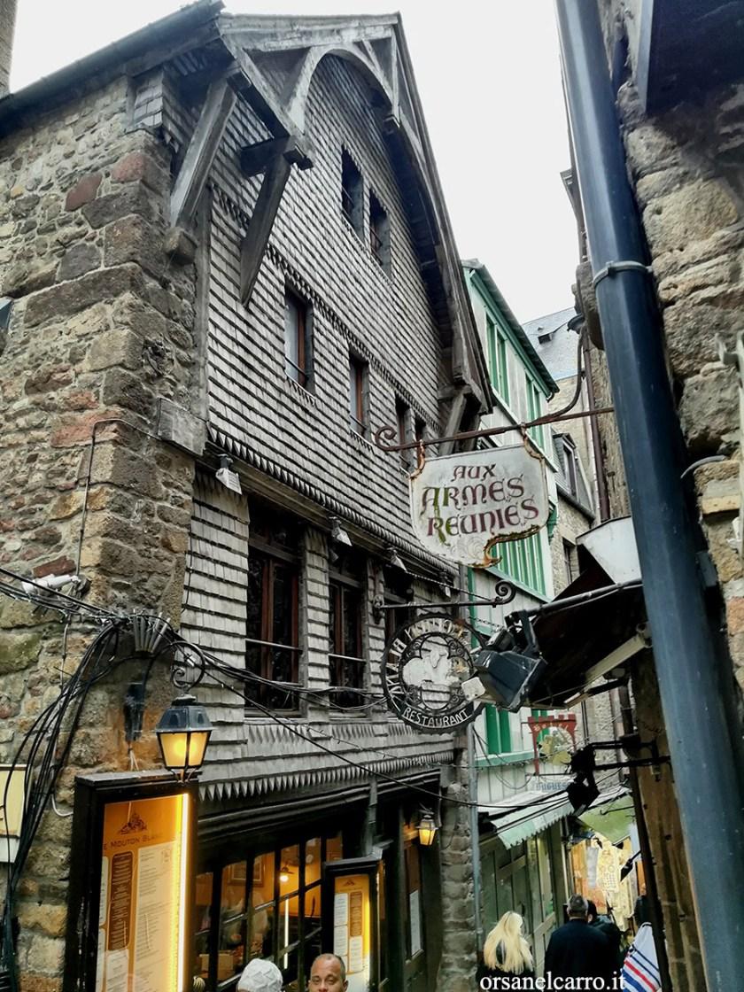 Grande Rue Mont Saint-Michel