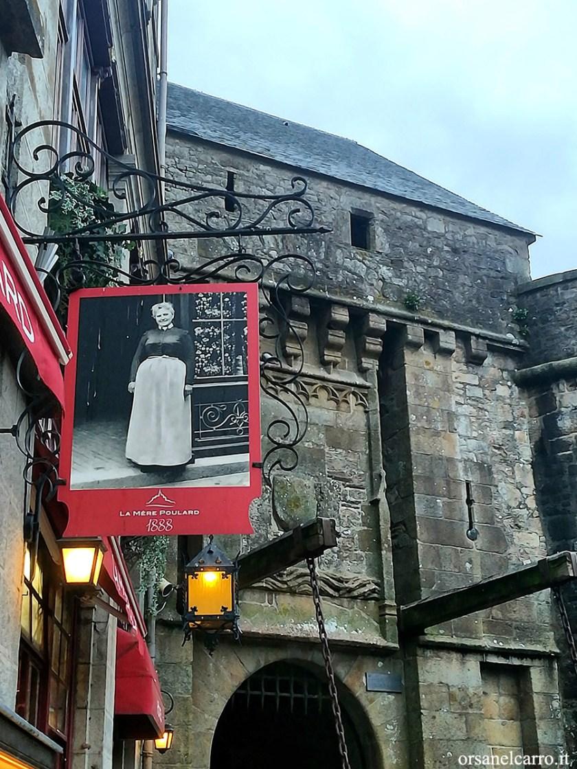 dove dormire a Mont Saint-Michel