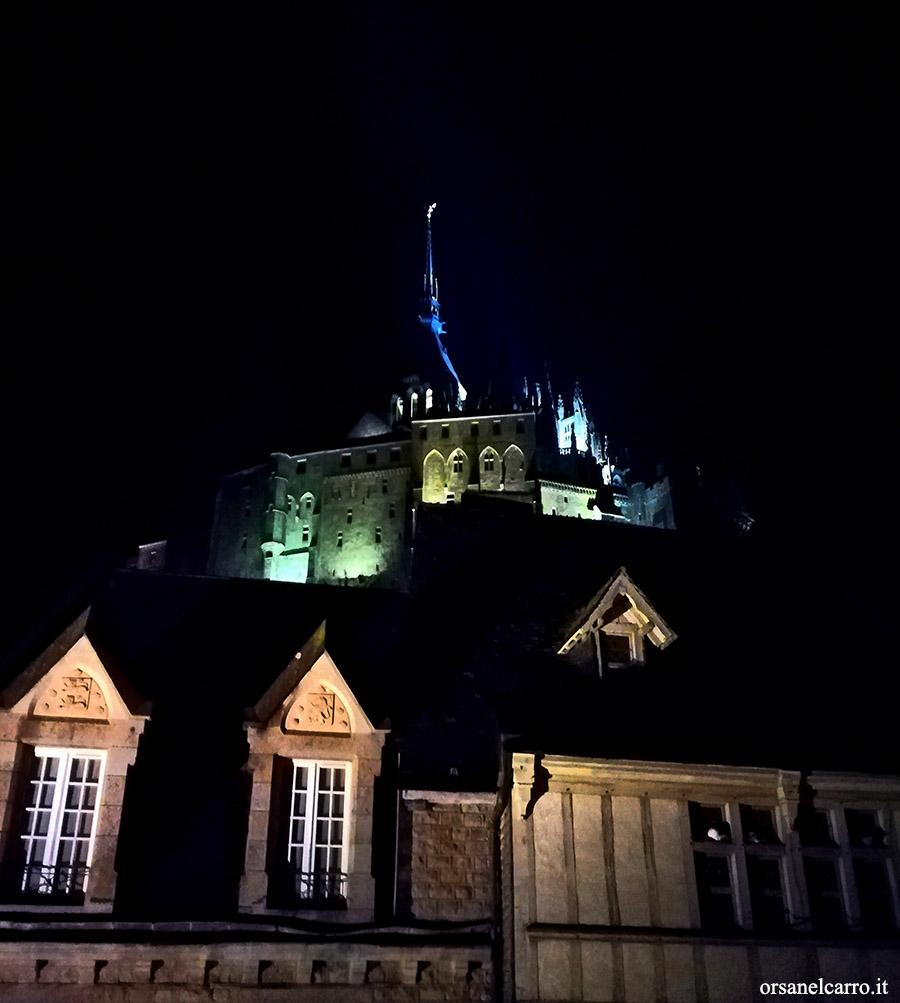 Abbazia Mont Saint-Michel