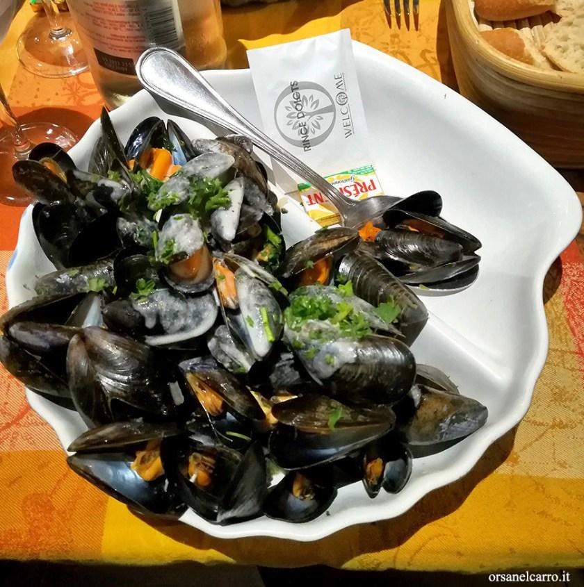 Mont Saint-Michel mussel