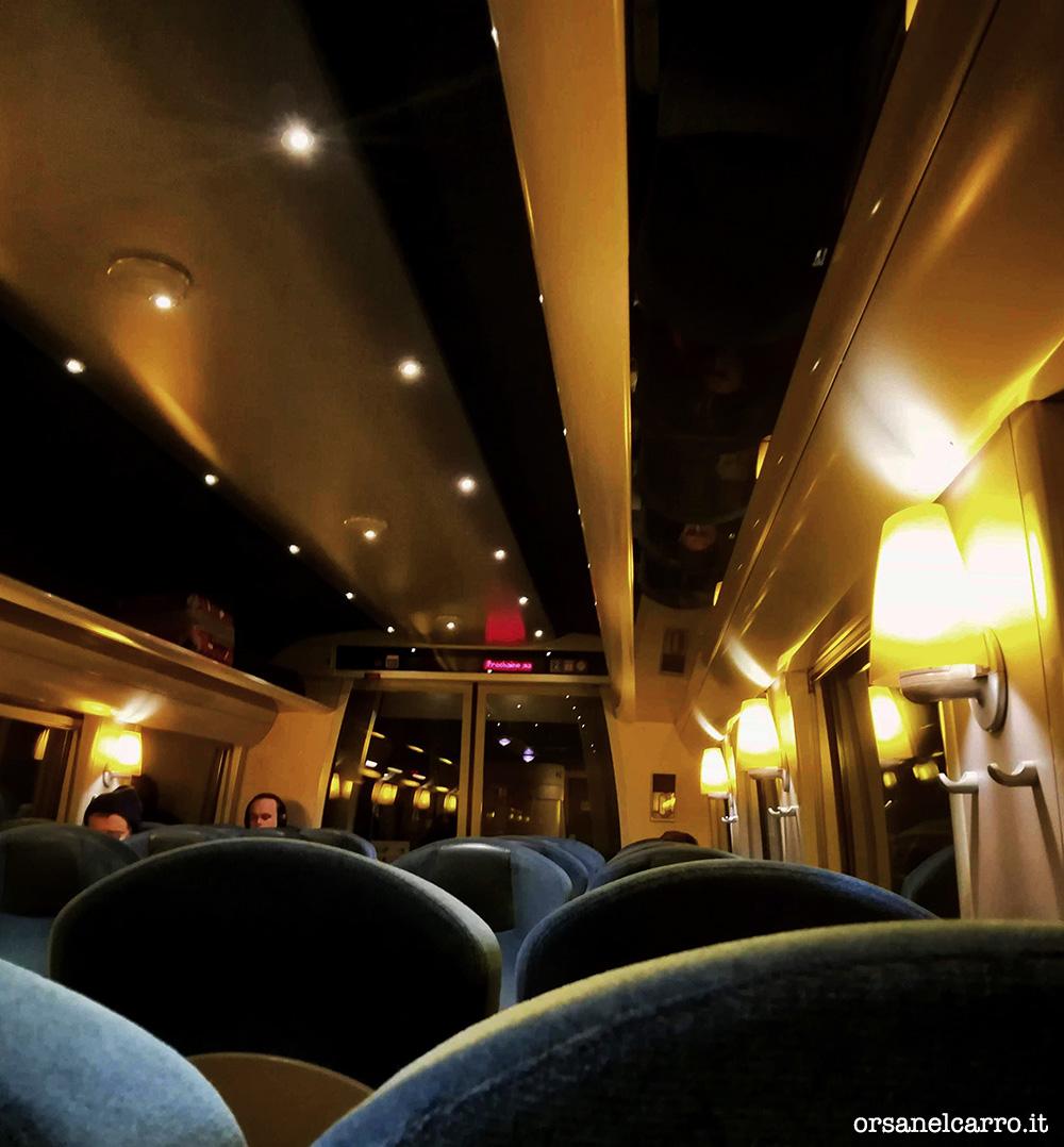 Viaggio in treno nella Francia del Nord