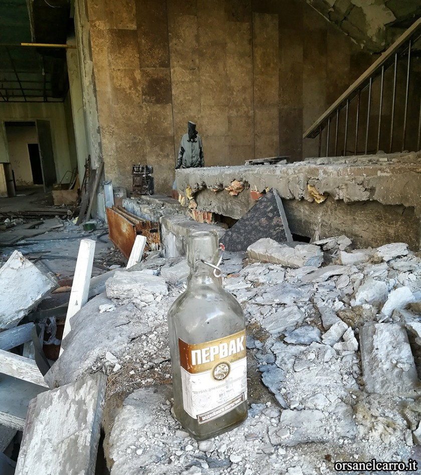 Visitare Chernobyl in sicurezza