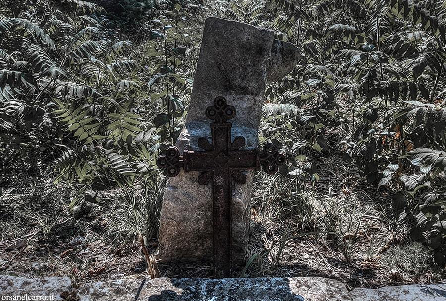 Cimitero abbandonato Pietrastornina
