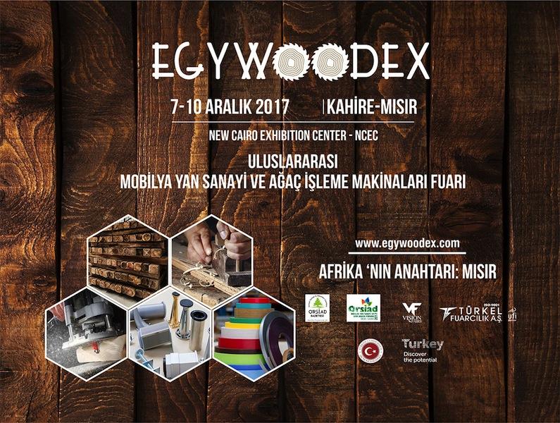 Orsiad Gazetesi AĞUSTOS / 2017 Sayısı EGYWOODEX FUAR ilanı.