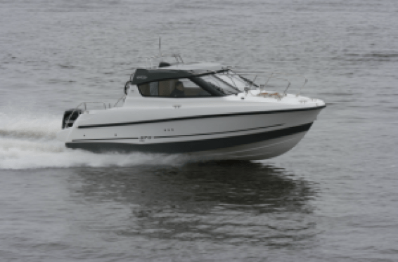 Galia 670MC Sideview
