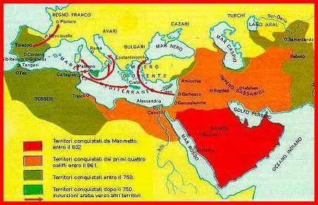 selliaracconta incursioni dei saraceni durante i secoli