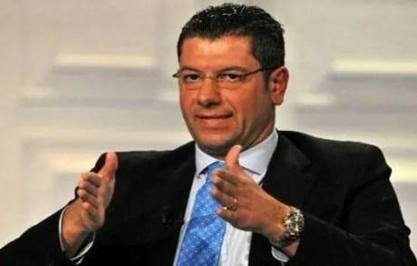 Il Presidente della Regione Calabria Giuseppe Scopelliti