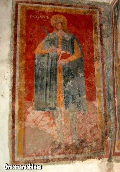 San Fantino - Orsomarso,, Cappella di Santo Linardo