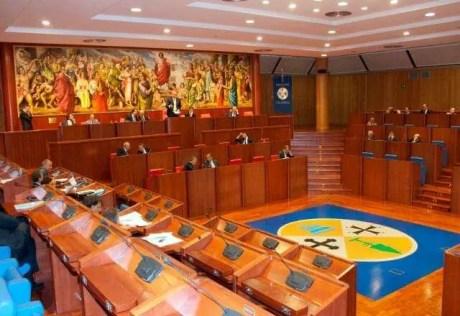 CALABRIA  -  Consiglio regionale