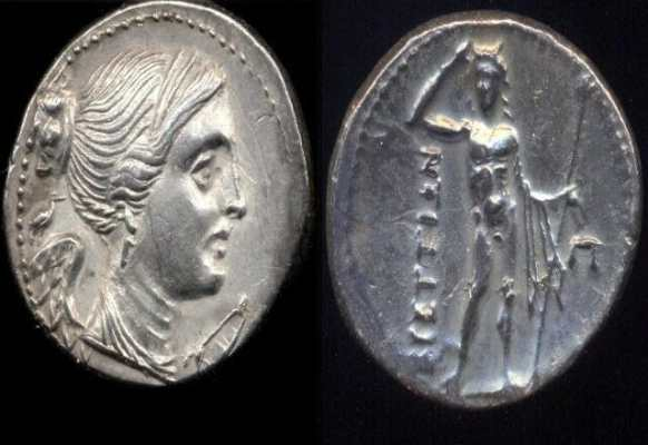I Brettii, gli italici che hanno occupato la Calabria fra la metà del IV ed il II secolo a.C