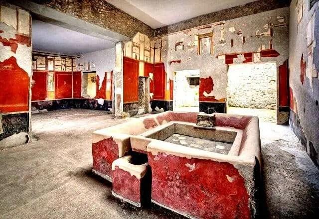 Come funzionava la lavanderia dei Romani?