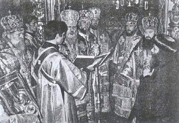 رحلة البابا شنوده الثالث الي روسيا في اكتوبر ١٩٧٢