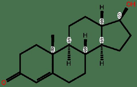 Testosteron Molekülü
