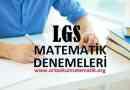 LGS Matematik Denemeleri