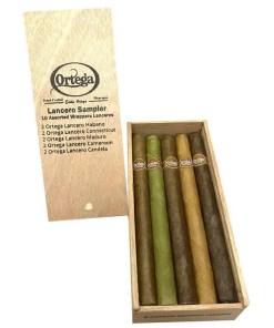 ortega assorted lancero sampler