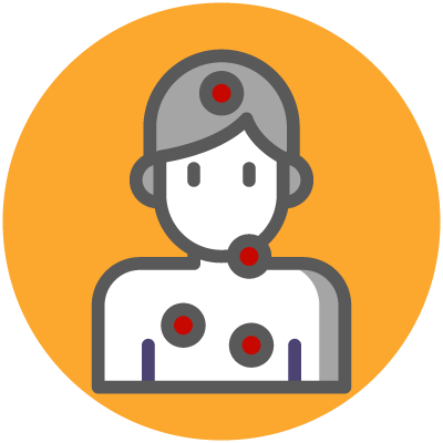 Massage Therapy Icon Learn More