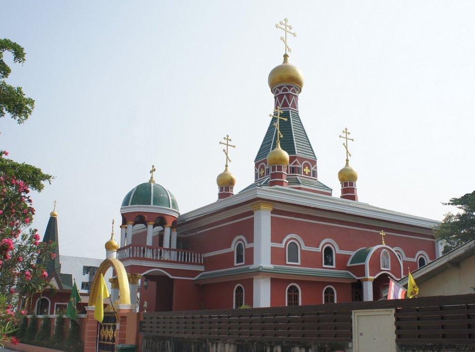 Свято-Николаевский собор в Бангкоке