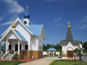 Territory of the Holy Dormition Monastic Community in Ratchaburi province