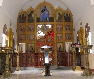 Church in honor of Ascension of the Lord, Samui island, Suratthani prov.