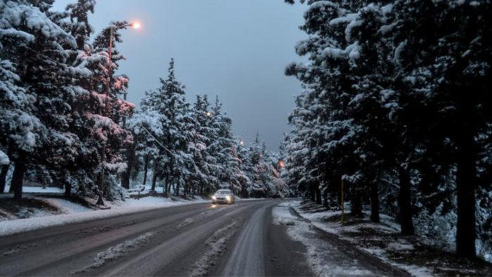 Καιρός: Νέο «κύμα» χιονιά – Πού θα χτυπήσει η κακοκαιρία